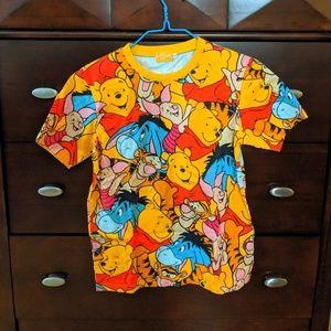 Tokyo Disney Resort Winnie the Pooh Tee Shirt